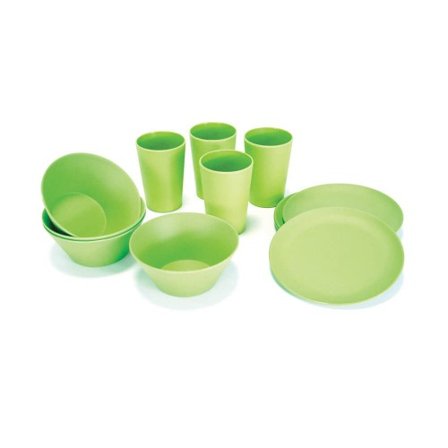 Yellowstone 12 Piece Bamboo Picnic Set | CW073