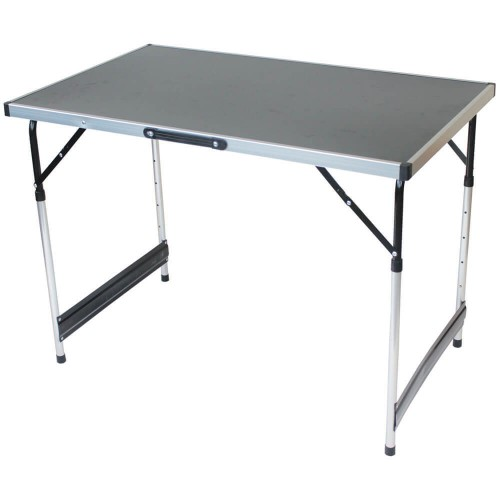 Yellowstone Lightweight Aluminium Dining Preparation Table | FT013