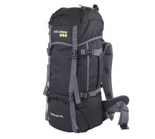 Yellowstone Edinburgh 65L Rucksack Bag | RK004