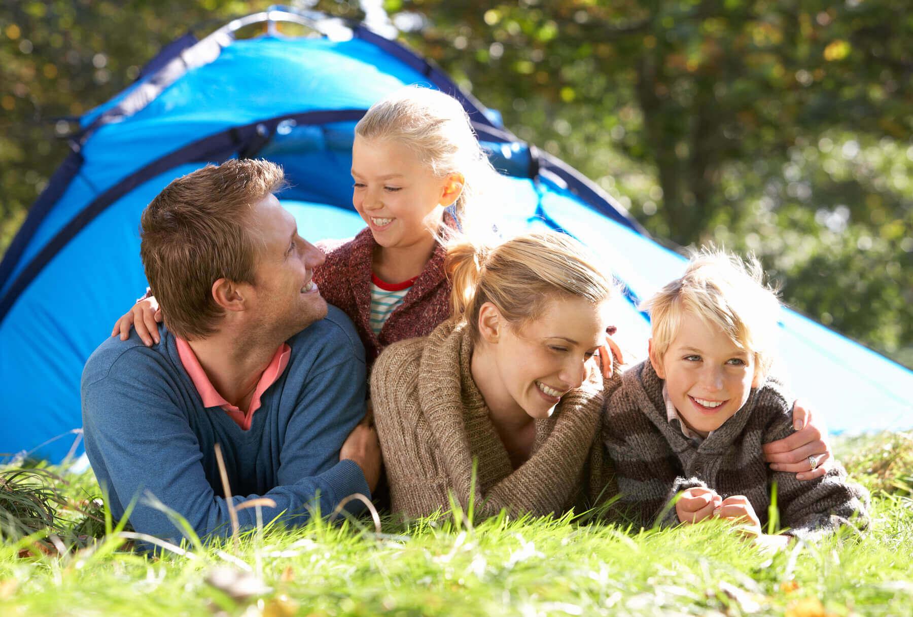 Find and book a Campsite